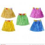 3368W Hawaiian Grass Mini Skirt