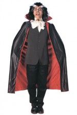 3586F Cape With Collar