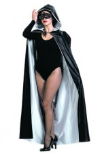 3587B Hooded Cape