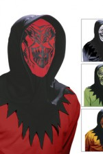 5166S Horror Face Hood