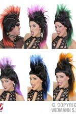 5940K Punk Crest Wig