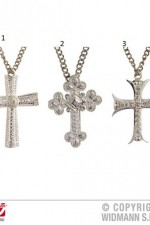 1701H Cross Necklace