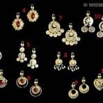 1682B Character Earrings