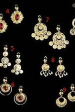 1682B Character Earrings