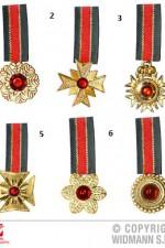 2103D Medal With Gemstone