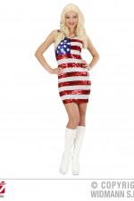 94622 American Flag Dress