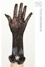 9383T Spiderweb gloves