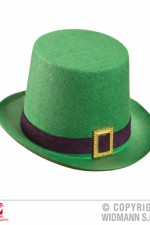 0483O St Patrick top hat