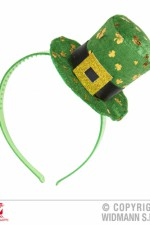 1158H Shamrock Mini Hat