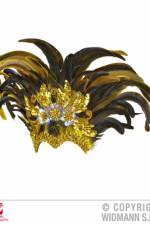 Feather headress 11787