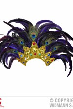 11812 Feather headress