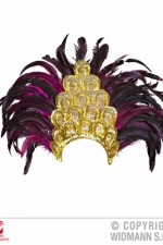 11822 Feather headress