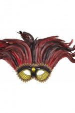1774M Feather headress