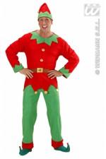 8900 Elf costume