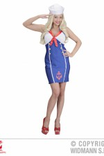 06322 Sailor Girl Retro