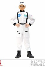 11007 White Astronaut