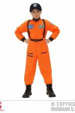 11017 Orange Astronaut