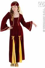 Medieval dress 1253
