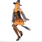 06372 Orange Witch