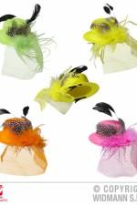 0190W Neon mini hat