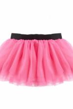 9517P Neon pink tutu