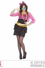 9890 80's girl costume