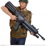 0517G Inflatable Tommy Gun