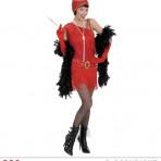 73002 20s Flapper dress