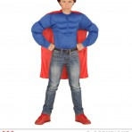 00626 Superhero muscle shirt