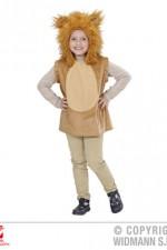 9290L Lion Hooded Vest