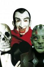 1433A Skull / Frank / Vampire Mask