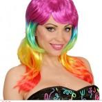 04404 Rainbow wig