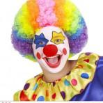74590 Clown Wig