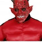 00842 Devil Facemask
