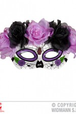 04784 Day Of The Dead Eyemask