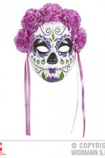 04786 Day Of The Dead Mask