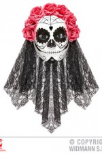 04788 Day Of The Dead Mask