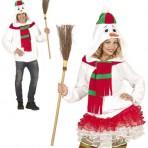 07036 Snowman Hoodie