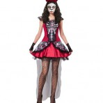 07611 Day Of The Dead Woman