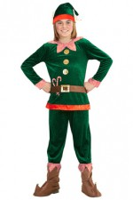 08736 Santa's Little Helper Elf