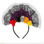 09641 Day Of The Dead Headpiece