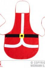 08168 Santa Claus Apron