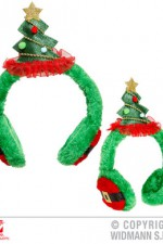09569 Christmas Tree Muff