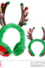 09660 Reindeer Muff