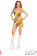 02311 Rainbow Girl Dress
