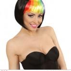 04402 Rainbow Rave Wig