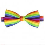 05737 Rainbow Bow Tie
