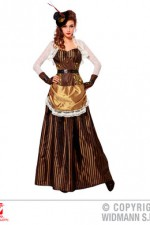 07742 Steampunk Woman