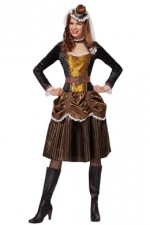07752 Steampunk Girl