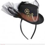 09645 Steampunk Mini Top Hat